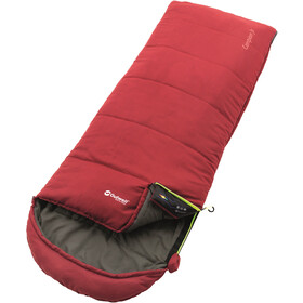 Outwell Campion Makuupussi Lapset, red